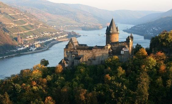Top 10 tourist country Germany in the world