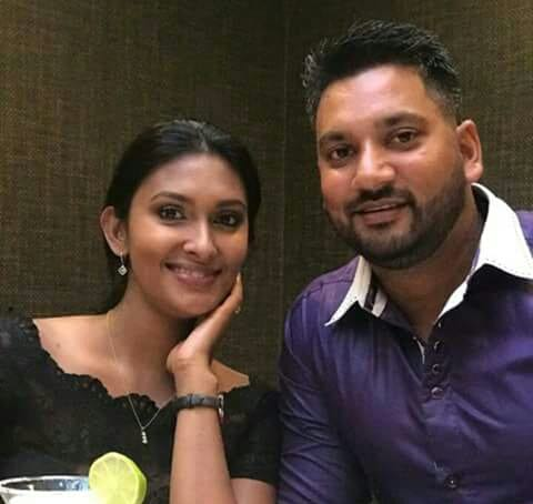 West Indies cricketer Ravi Ramapaul wife Shivana Ragoonanan