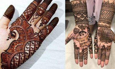 Best Bombay Mehndi Designs for Hands