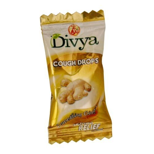 Patanjali Divya Smoothing Ginger Cough Drops