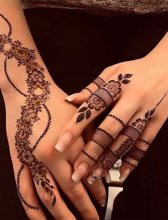 Bombay Mehndi Design Top 10 Unique Designs You Should Try