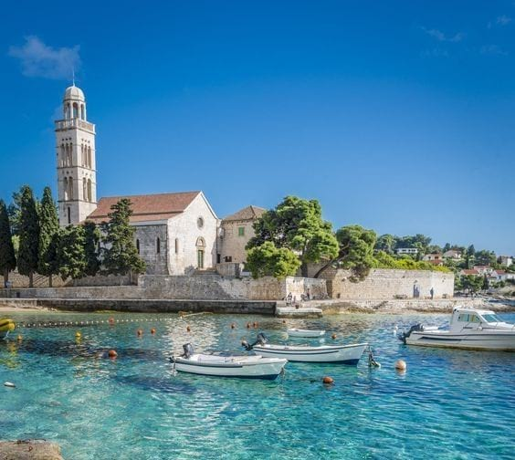 The best budget honeymoon destination Croatia in World