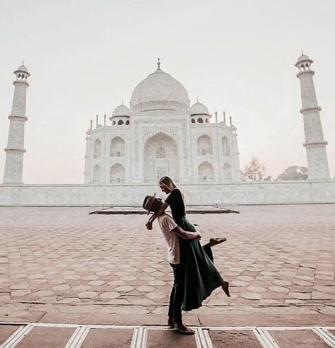 One of the cheap honeymoon place Taj in the World