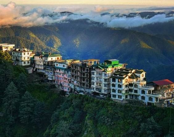 The Low Budget Honeymoon Destinations Shimla in India for Snow Lovers