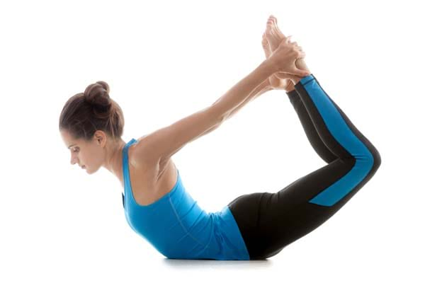 Dhanurasana (Bow Pose) for diabetes cure