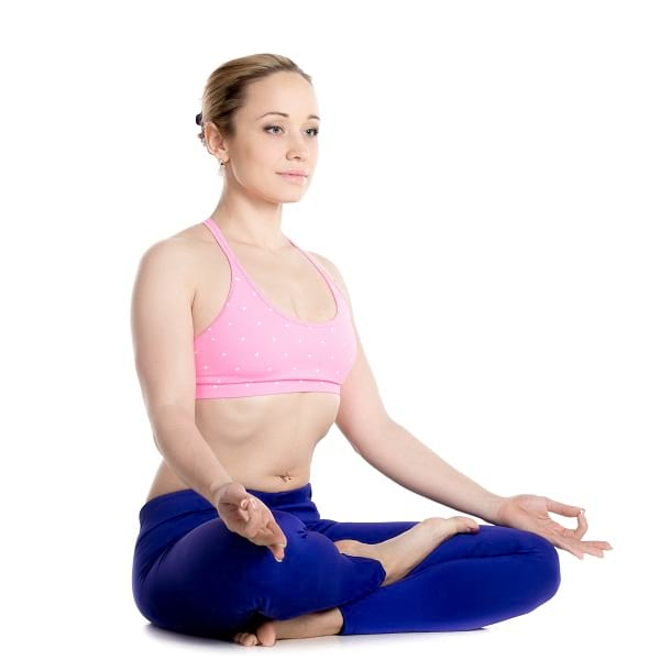 kapalbhati pranayama for stress and anxiety relief