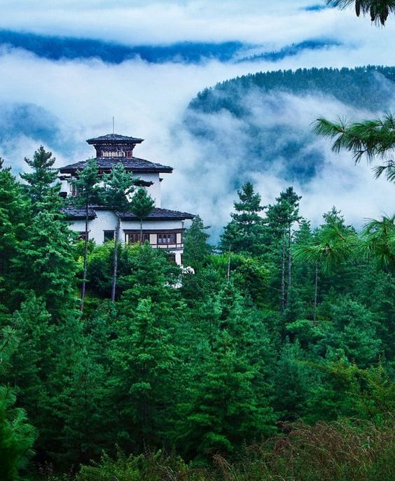 Nearest and cheapest country Bhutan to visit from India