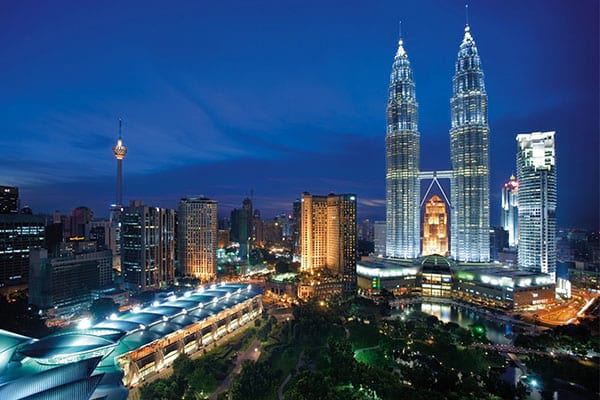 Affordable Asian county Malaysia to visit