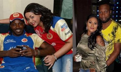 West indies cricketers wives