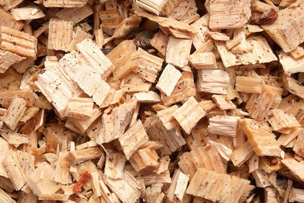 Wood fuel in forest products list.
