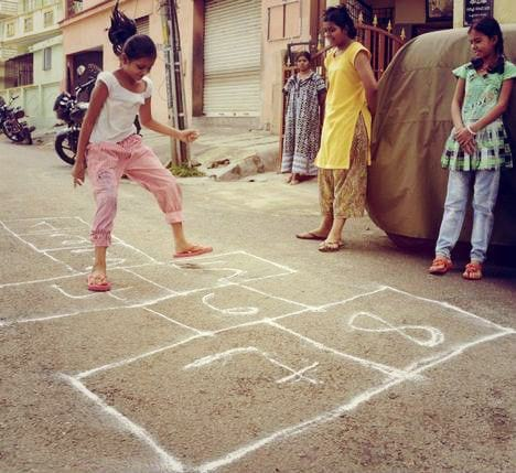 List of Traditional Games of India