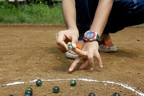List of Traditional Outdoor Games of India
