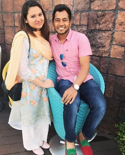 Mushfiqur Rahim Wife