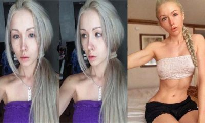 Human Barbie Without Makeup