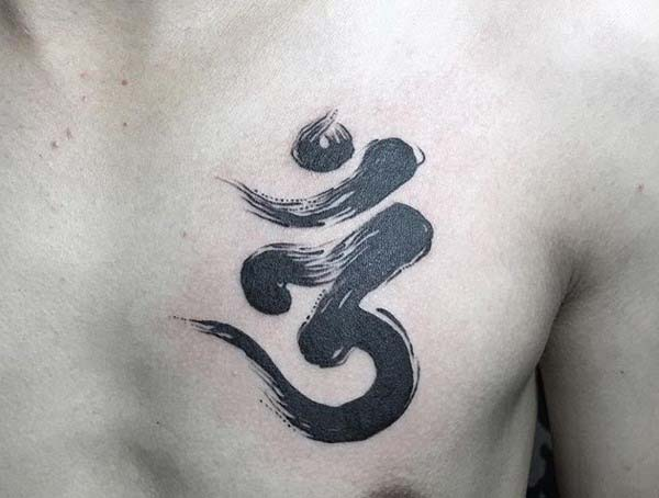 Indian Symbol Tattoo