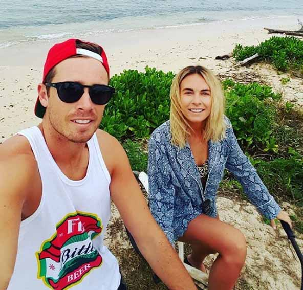 New Zealand Cricketer Tim Southee Wife