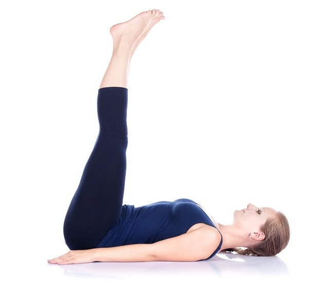 Yoga Pose for Back Fat Removal