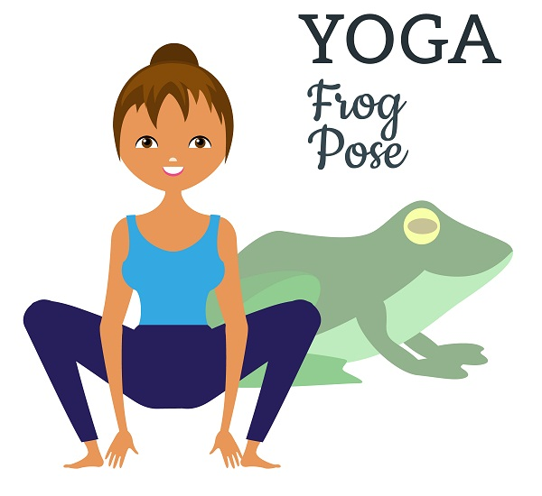 Yoga Pose for Thigh and Hip Fat