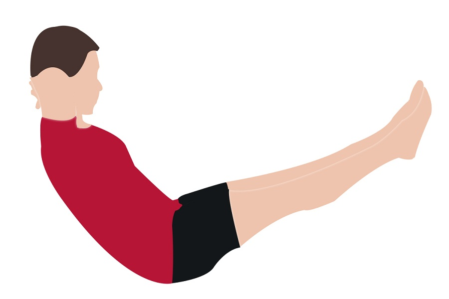 Yoga to Reduce Arms and Thighs